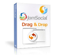 JomSocial Drag'n'Drop
